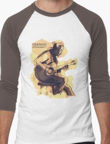 Django Reinhardt Men's Baseball ¾ T-Shirt