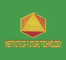 Go fourth time travelers, and remember the future is what you make it! Kids Clothes