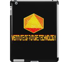 Go fourth time travelers, and remember the future is what you make it! iPad Case/Skin