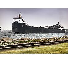 Freighter Photographic Print