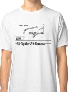 Spider 2 Y Banana Classic T-Shirt