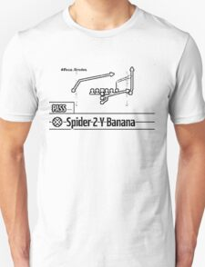 Spider 2 Y Banana T-Shirt