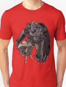 Black War Graymon T-Shirt