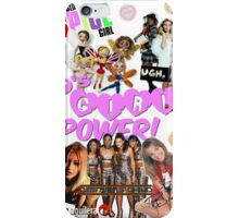 90'S GIRL POWER TEE OMG iPhone Case/Skin