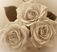 Romantic Roses by EbyArts