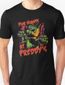Five Nights At Freddy's Phantom Freddy Unisex T-Shirt