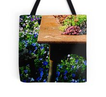 A Table Tote Bag