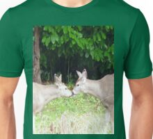 Kissing Deer Unisex T-Shirt