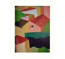 View For sale 150.00 Euros Art Print