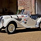 BMW 328 Roadster by Uwe Rothuysen