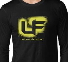 uf logo yellow Long Sleeve T-Shirt