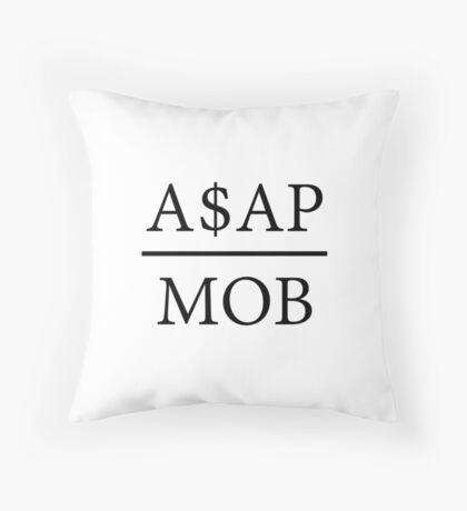 A$AP MOB Throw Pillow