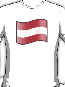 Flag of Austria  T-Shirt
