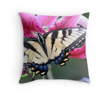 Lily Nectar Luncheon Throw Pillow