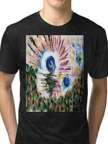 Eyeing the Forest Tri-blend T-Shirt