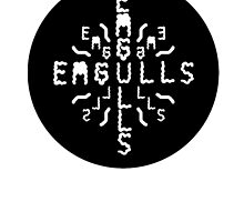 EAGULLS by Mitch Grant