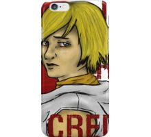 roll the credits iPhone Case/Skin