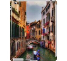 Ah, Venezia! iPad Case/Skin