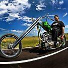 Cycle Source Chris Rollin In Sturgis by Jeff Cochran