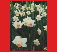 Daffodils, NYC One Piece - Short Sleeve