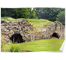 Hobbit Twins (Aqueduct) Poster