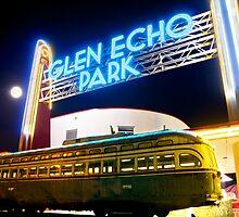 Glen Echo All Aglow by Paul Bohman