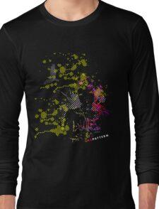 pattern 1 Long Sleeve T-Shirt