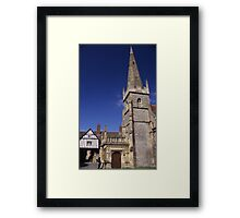 All Saints Parish Framed Print