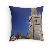 All Saints Parish Throw Pillow