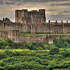 Dover Castle, Dover, Kent, England by Bob Culshaw