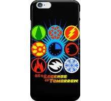 DC's Legends of Tomorrow (with Flash and Arrow) iPhone Case/Skin