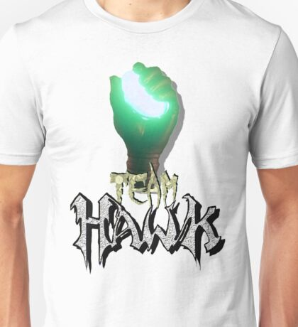 TEAM HAWK - Hawk The Slayer Unisex T-Shirt