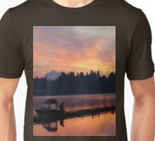 Sunrise Fishing Unisex T-Shirt