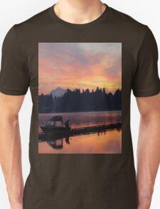 Sunrise Fishing T-Shirt
