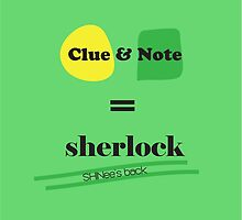Clue & Note version 2 by amak