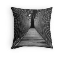 Vanishing Point Throw Pillow