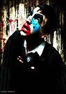 Bloody clown  by 1chick1