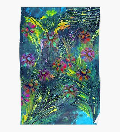 Wildflowers (Best viewed large) Poster