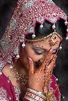 THE BLUSHING BRIDE by RakeshSyal