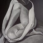 Sitting Nude by cathyjane
