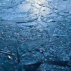 Frozen Potomac by Paul Bohman