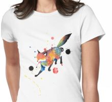 Star Fox Womens Fitted T-Shirt