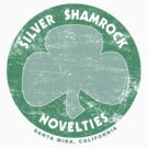 Silver Shamrock Novelties by superiorgraphix