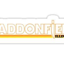 Haddonfield  Sticker