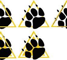 Were Pride - Triangles by mideonwerewolf