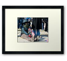 Cold Patriot 2 Framed Print