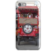 Need a Ride? iPhone Case/Skin