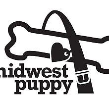 Midwest Puppy  by mideonwerewolf