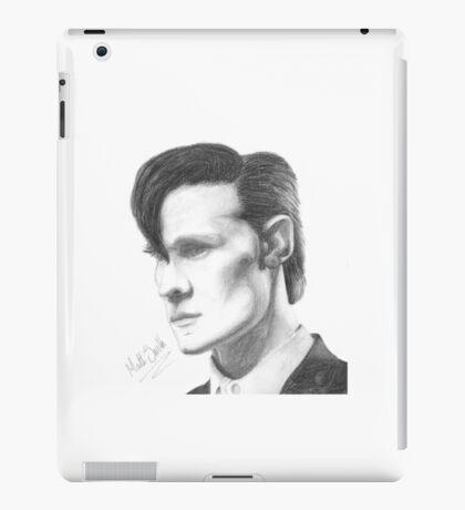 Matt Smith iPad Case/Skin