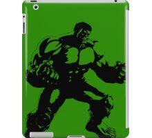 the incredible hulk bruce banner comic book shirt iPad Case/Skin